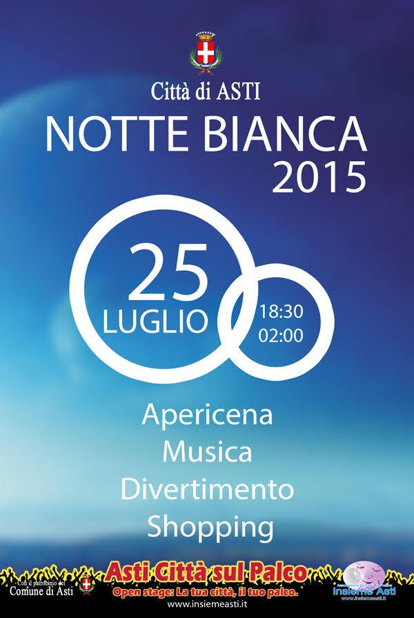 Notte Bianca ad Asti