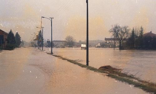 Voci dalla città sommersa: stasera commemorazione dell'alluvione del '94 alla Casa del Teatro di Asti