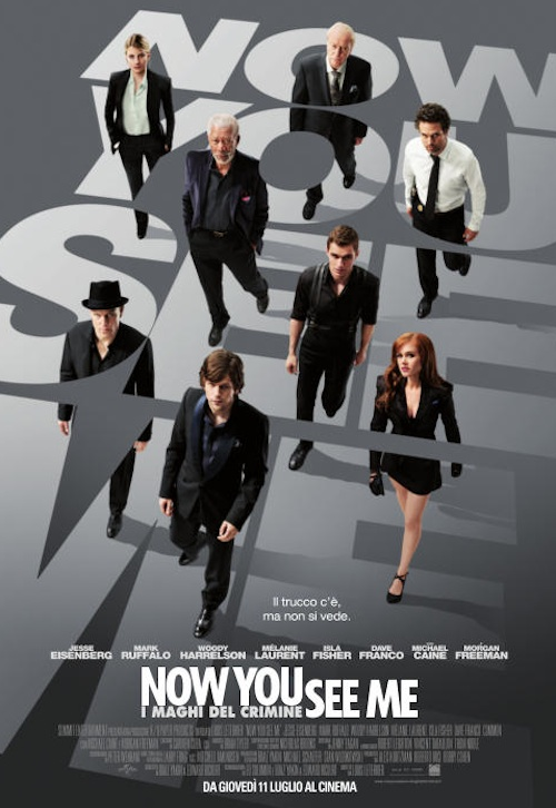 Film nelle sale 12 luglio 2013