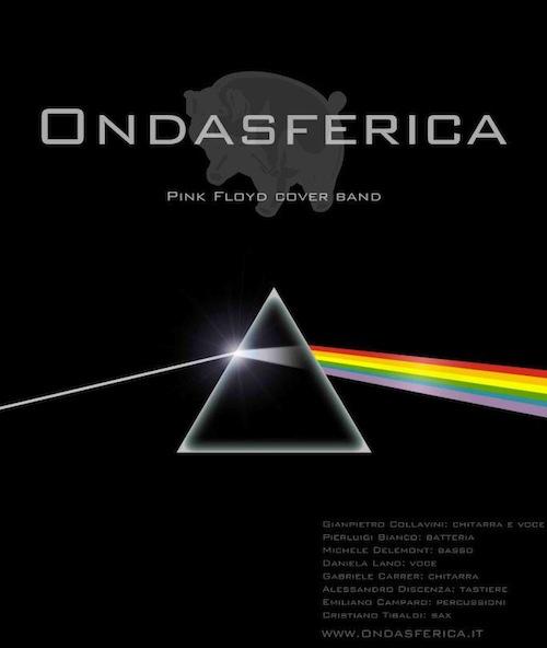 Un viaggio nella storia dei Pink Floyd con gli Ondasferica