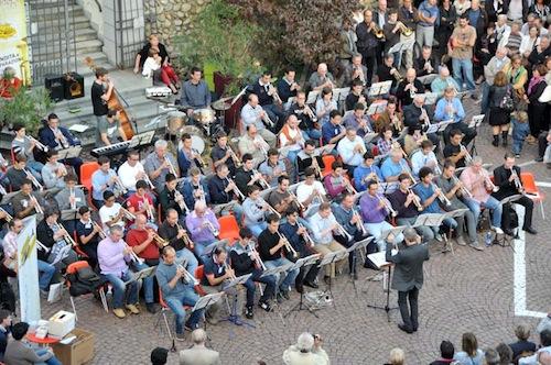 A Portacomaro il raduno nazionale dei trombettisti