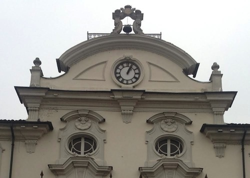 Riparato l'orologio del Municipio di Asti