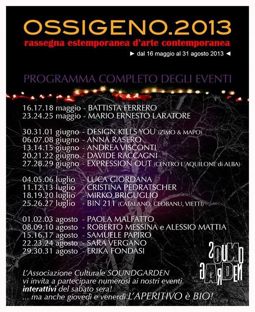 Expression Out al Soundgarden di Asti