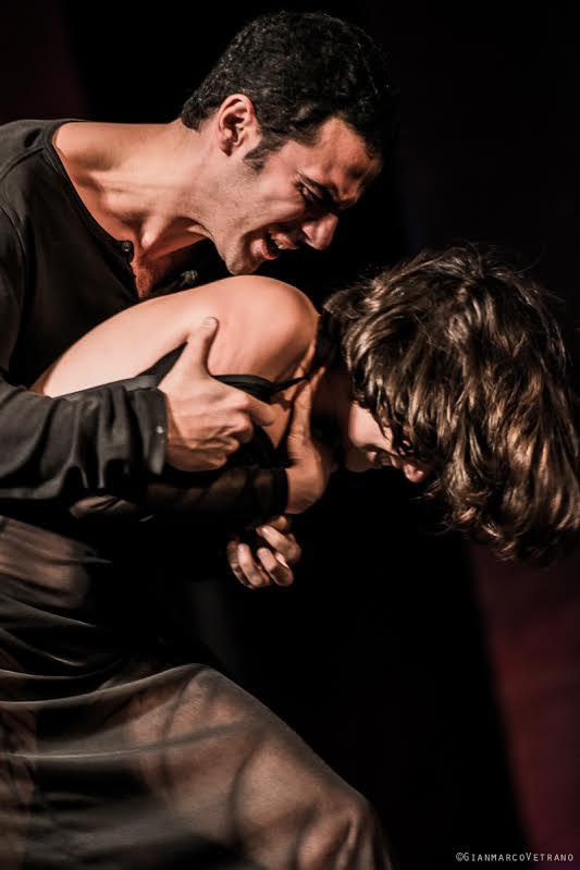 """Al Piccolo Teatro Giraudi """"Otello – una storia d'amore"""""""