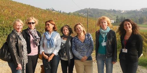 Tour operator stranieri in visita nell'Astigiano