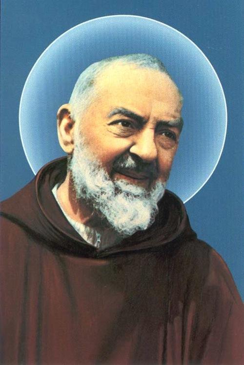 Appuntamento con il gruppo di preghiera Padre Pio