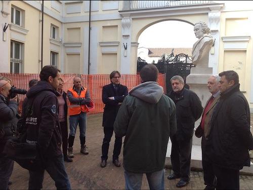 A Palazzo Alfieri visite guidate la prima e la terza domenica del mese