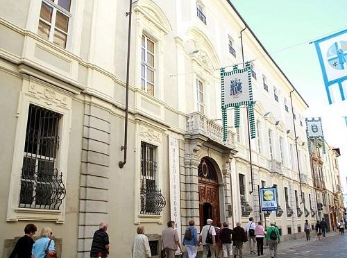 Inaugurato palazzo Ottolenghi, gioiello barocco di Asti