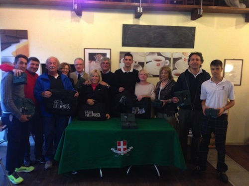 Il sesto Trofeo Palestra Fidia di golf: giovani astigiani sugli scudi