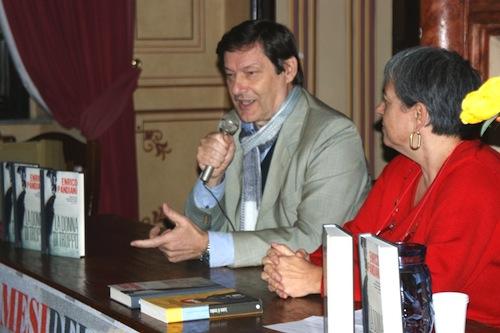"Enrico Pandiani chiude ""I mesi del giallo in solitaria"""