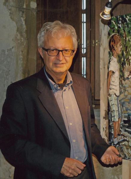 A Costigliole la mostra del pittore Paolo Viola