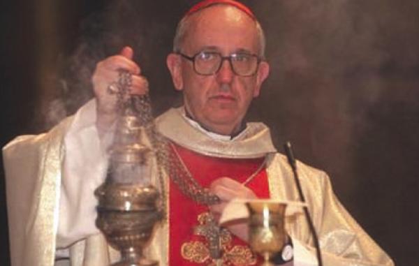 I primi impegni istituzionali di papa Francesco