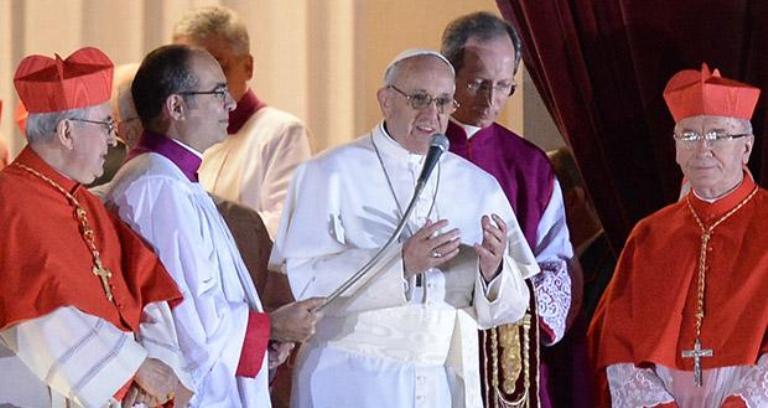 L'Azione Cattolica in preghiera con Papa Francesco per la pace