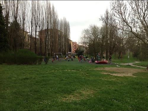 Sopralluogo del sindaco di Asti nei parchi cittadini