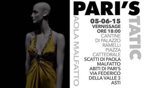 Arte, moda e fotografia in mostra a palazzo Ramelli