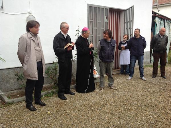 Nuovi locali per la parrocchia di Quarto