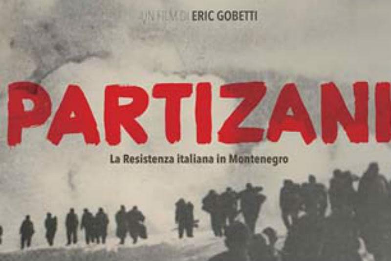 Partizani, ultime proiezioni. E il 6 maggio ad Asti incontro con le autorità del Montenegro