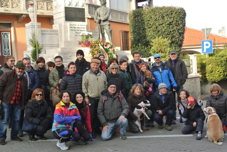 Domenica 4 dicembre passeggiata resistente per ricordare il partigiano Corrado Bianco