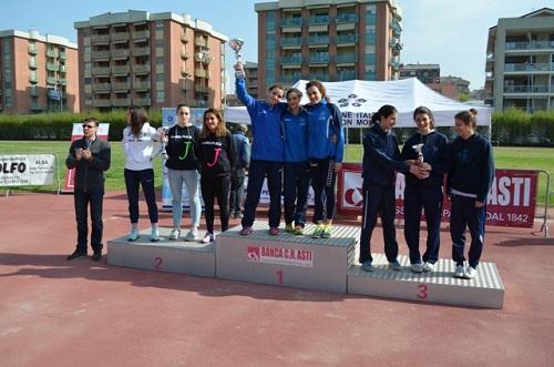 Ad Asti i campionati italiani assoluti open di triathlon e tetrathlon