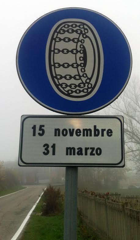 Parte il piano anti-neve della Provincia di Asti