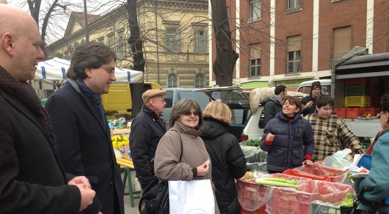 Riorganizzazione delle aree mercatali di Asti