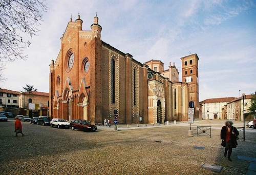 Asti, Santa Cecilia in Cattedrale