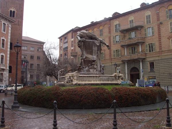 """Livio Musso: """"Scempio in piazza Medici"""""""