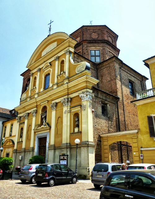 """Pedonalizzazione di piazza San Martino per il """"Bagna Cauda Day"""""""