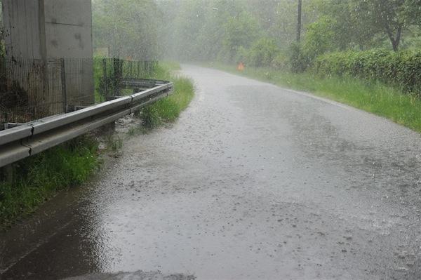 Piemonte, dalle piogge di fine aprile danni per 27 milioni
