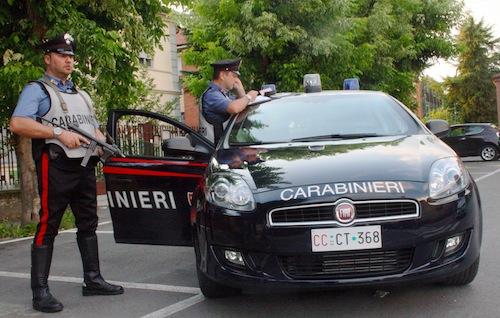 Automobilisti furbetti sorpresi dai carabinieri