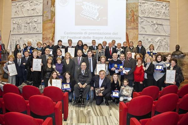 Festival delle Sagre 2012: tutti premi e le immagini delle Pro Loco vincitrici