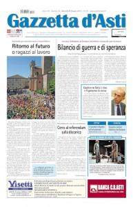 Prima pagina – 28 giugno 2013