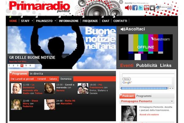 La Gazzetta d'Asti incontra Primaradio: al via una rubrica d'informazione