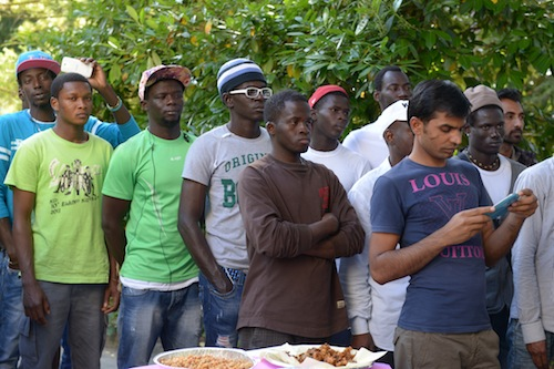 Primo incontro pubblico per l'équipe profughi della Diocesi di Asti