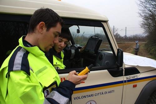 Protezione Civile Città di Asti: 1400 ore di lavoro per 136 interventi in 11 mesi