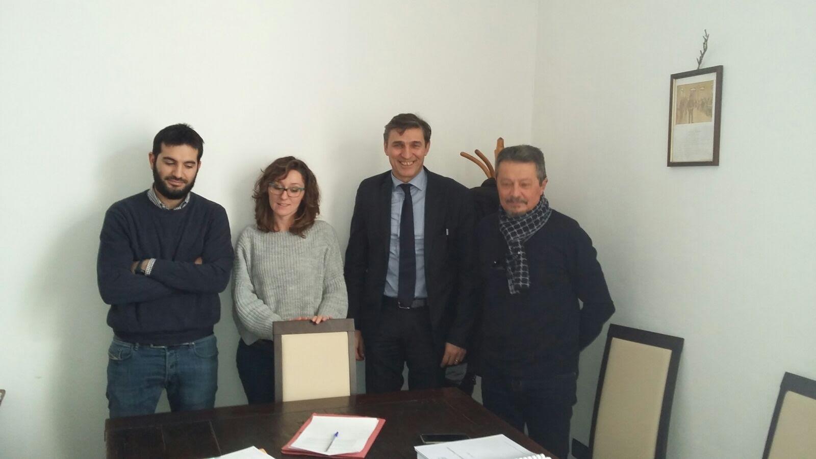 Casa di Riposo Città di Asti. Firmato il protocollo d'intesa fra sindacati e commissario straordinario