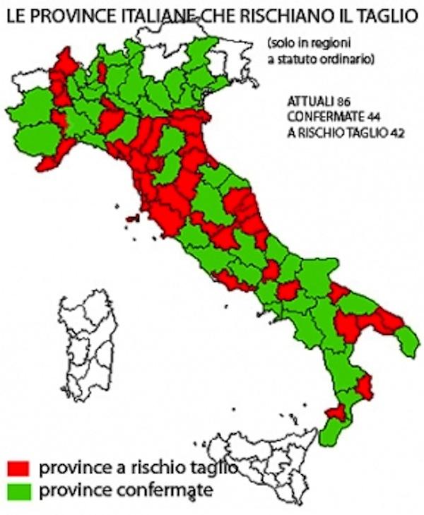 """Province. Morgando e Bragantini (Pd): """"Sbagliato sopprimere le giunte"""""""