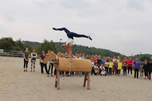 Stage di equitazione con Astisport