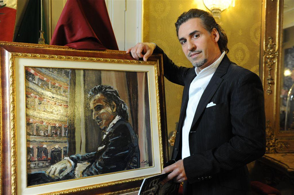 Premiato il baritono Alberto Gazale