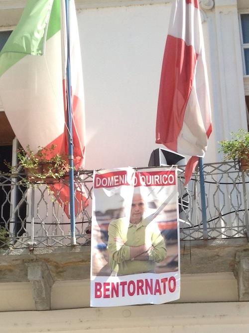 """Il """"bentornato"""" di Asti a Domenico Quirico"""