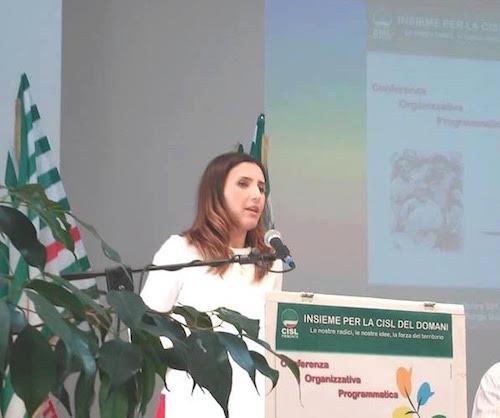 Astigiana rappresenta i giovani della Cisl all'interno del sindacato europeo