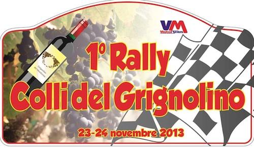 """Tutto pronto per il primo """"Rally del Grignolino"""""""