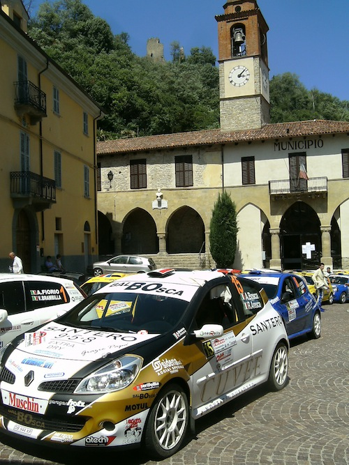 Count down per il Rally del Tartufo
