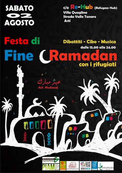 Festa di fine Ramadan a Villa Quaglina