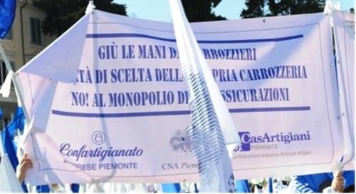Rc auto: abrogato l'art. 8 del decreto-legge destinazione Italia