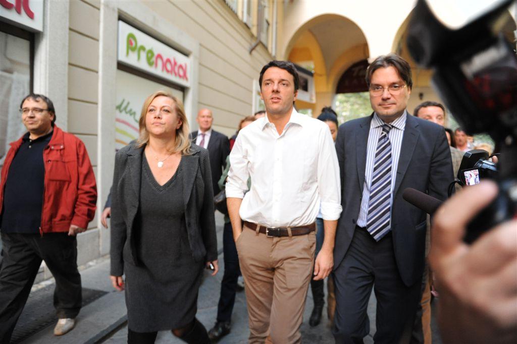 Matteo Renzi incontrerà ad Asti i sindaci della provincia