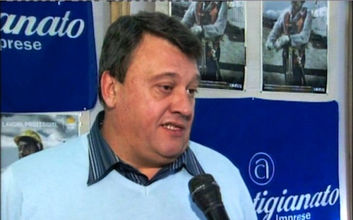 """Riccio (Confartigianato): """"Sono basito da quanto sta succedendo in provincia e in Europa"""""""