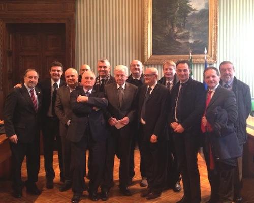Riforma giudiziaria. Cota e una delegazione piemontese incontrano il Ministro