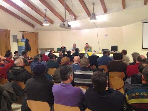 """Al via le riunioni zonali di Coldiretti: """"Voglia di crescere per un'agricoltura in   crescita"""""""