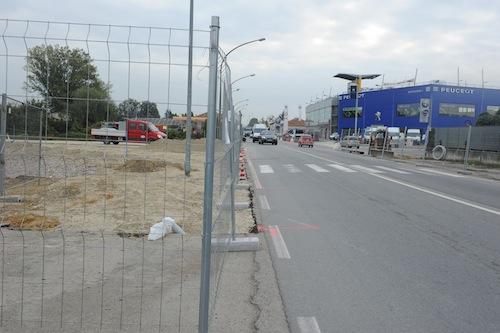 Due incidenti stradali in corso Alessandria